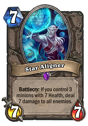 Star Aligner Card