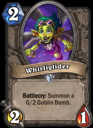 Whirliglider Card
