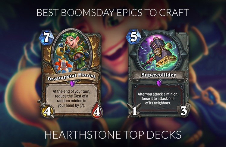 Hearthstone Best Cards To Craft For Brawl