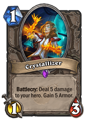 Crystallizer Card
