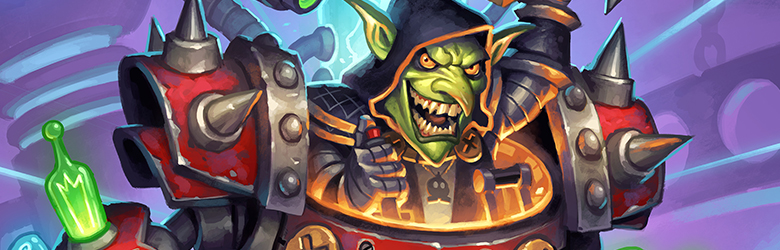Control Warrior Deck List Guide – Rise of Shadows – May 2019