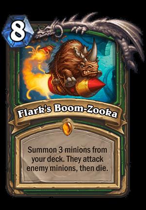 Flark's Boom-Zooka Card