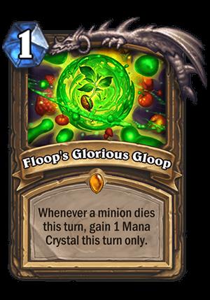 Floop's Glorious Gloop Card