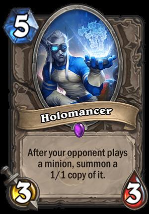 Holomancer Card