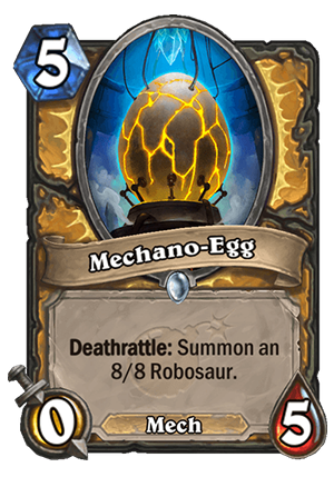 Mechano-Egg Card
