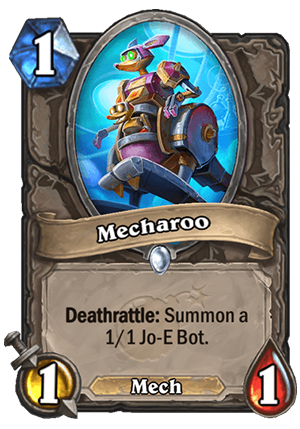 Mecharoo Card