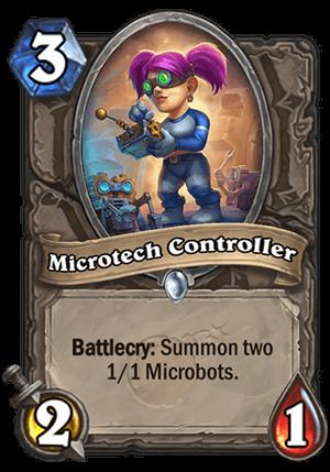 Microtech Controller Card