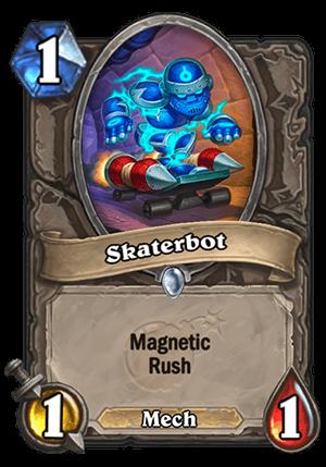 Skaterbot Card