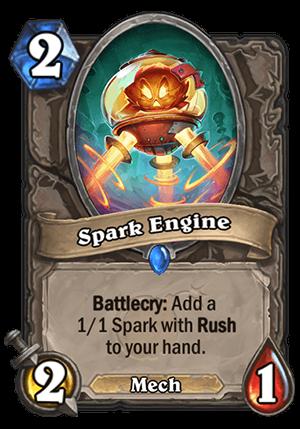 Spark Engine Card