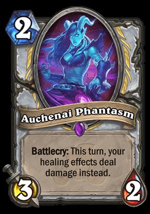 Auchenai Phantasm Card