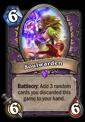 Soulwarden Card