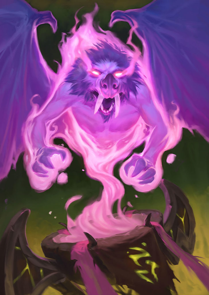 Spirit of the Bat Full Art