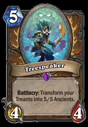Treespeaker Card