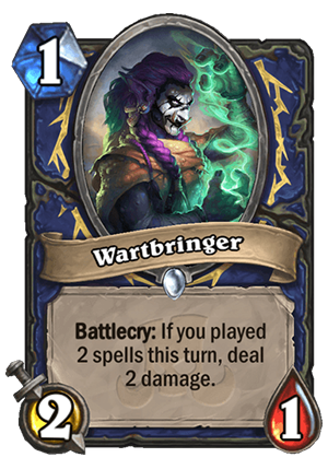 Wartbringer Card