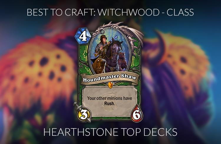 hearthstone legendary crafting guide standard rastakhan meta