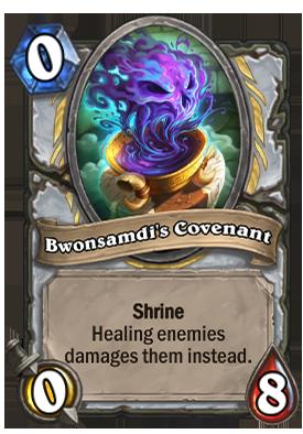 Bwonsamdi's Covenant Card
