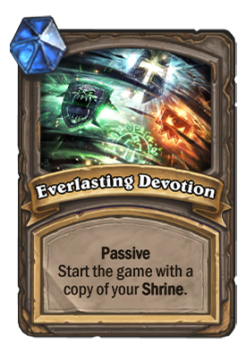 Everlasting Devotion Card