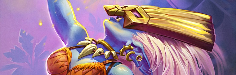 Control Priest Deck List Guide – Rastakhan's Rumble – March 2019