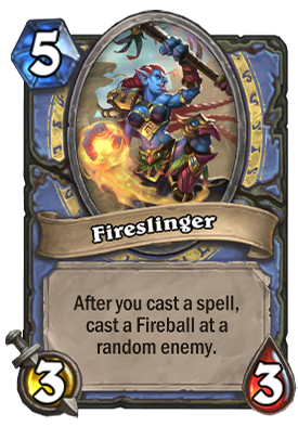 Fireslinger Card