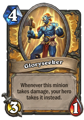 Gloryseeker Card