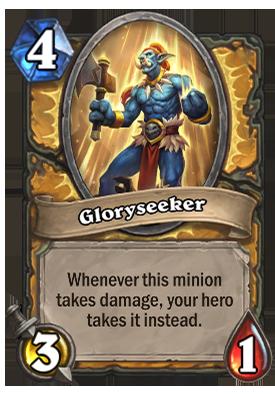 Gloryseeker Card