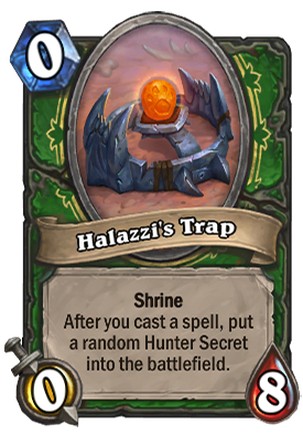 Halazzi's Trap Card