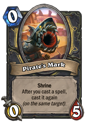 Pirate's Mark Card