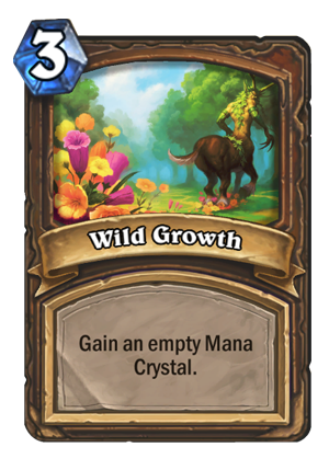 Wild Growth Card