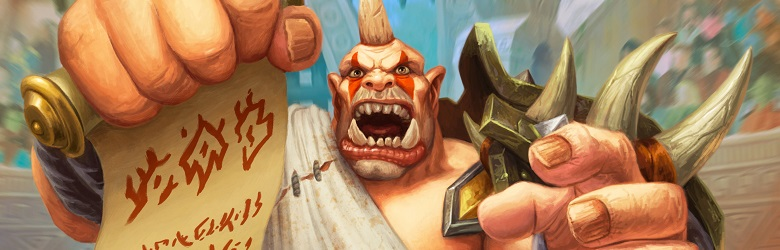 Wall Priest Deck List Guide – Rastakhan's Rumble – March 2019