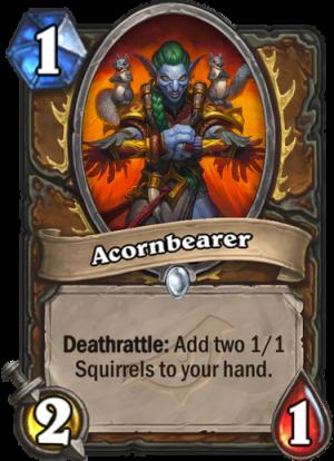 Acornbearer Card