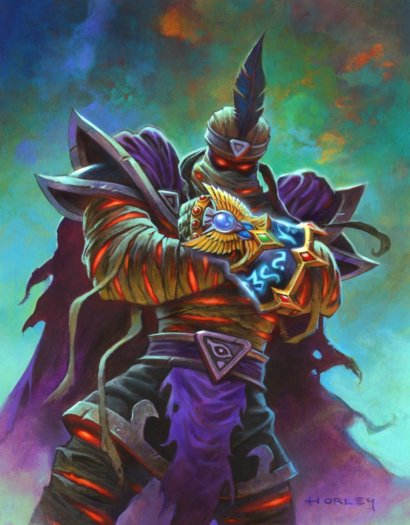 Arch-Villain Rafaam Full Art