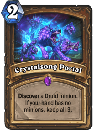 Crystalsong Portal Card