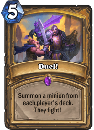 Duel! Card