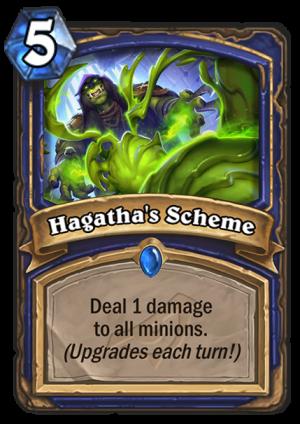 Hagatha's Scheme Card