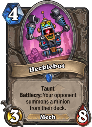Hecklebot Card