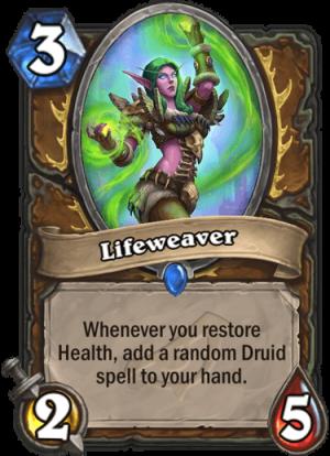 Lifeweaver Card
