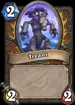 Treant (Rise of Shadows) Card