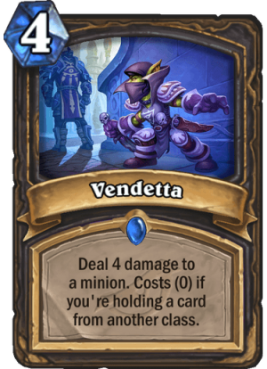 Vendetta Card