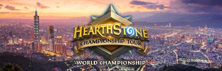 Hunterace is the new Hearthstone World Champion! Winning Deck Lists