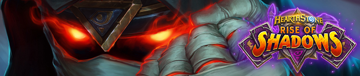 Rise of Shadows Hearthstone Expansion Guide! Release Date
