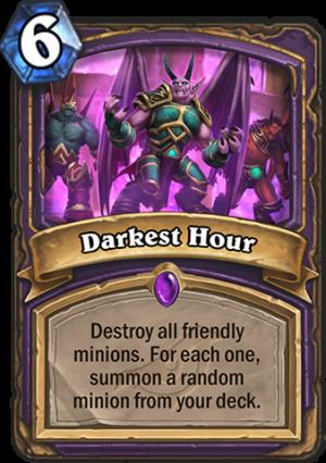 Darkest Hour Card