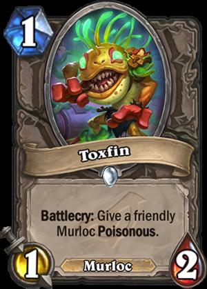 Toxfin Card