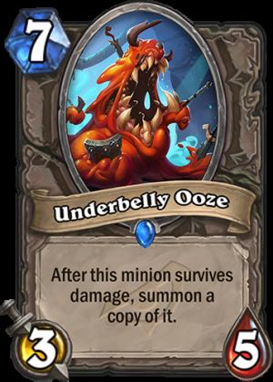 Underbelly Ooze Card