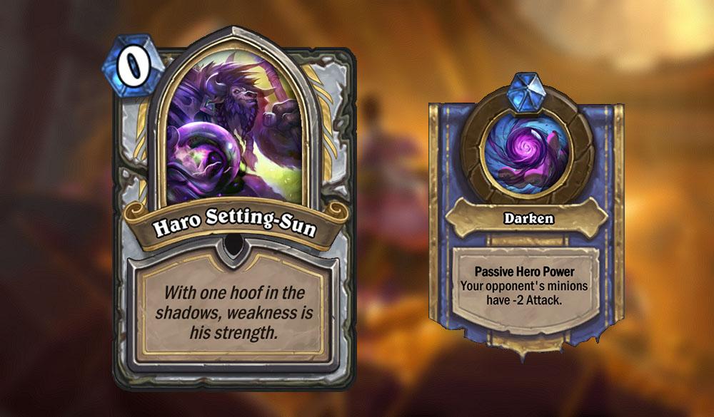 Haro Setting-sun