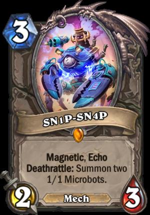 SN1P-SN4P Card