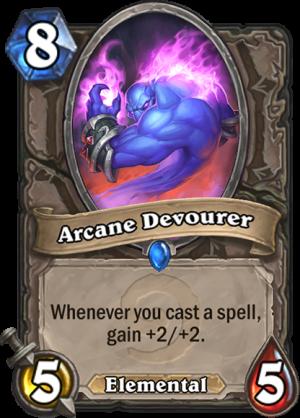Arcane Devourer Card