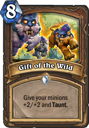 Gift of the Wild Card