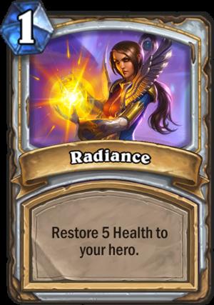 Radiance Card