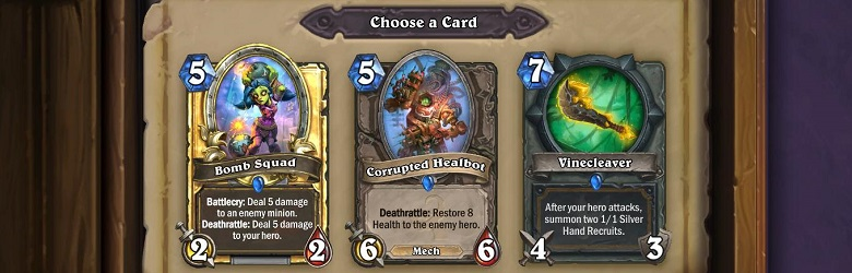Could Hearthstone have more limited formats than just Arena
