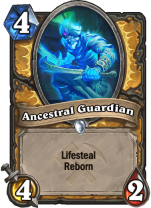 Ancestral Guardian Card